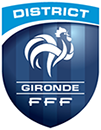 DISTRICT DE LA GIRONDE DE FOOTBALL